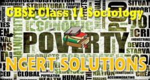 NCERT Solutions for Class 11 sociology